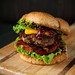 Barbecue Bacon Cheeseburger - Now That's a Burger! by WillCookForFriends