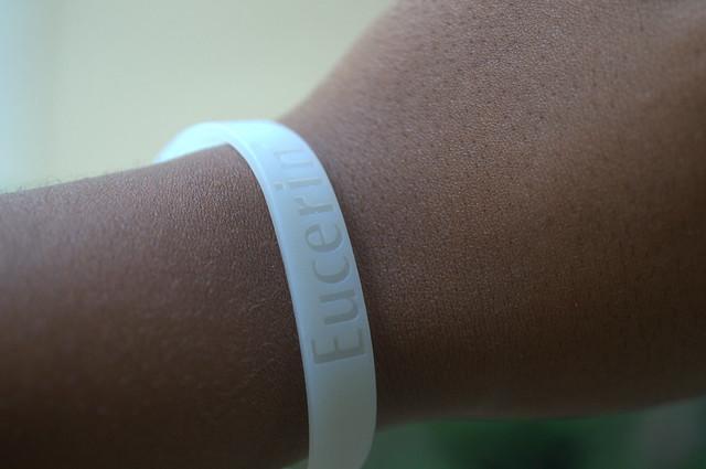 Eucerin bracelet