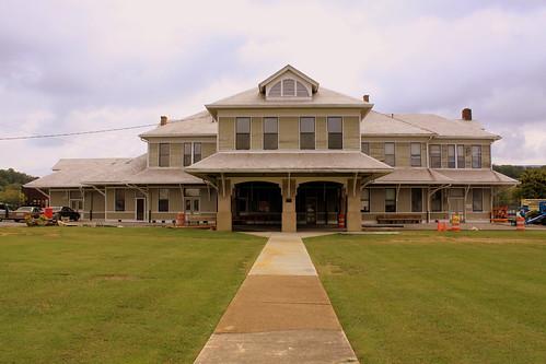 Etowah, TN L&N Depot