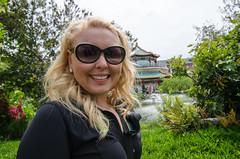 Theresa @ Norfolk pagoda