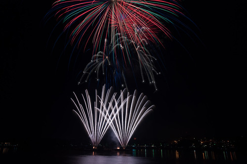 Fourth Of July Fireworks Friday by Jeff.Hamm.Photography