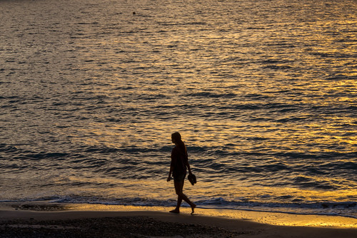 sunset summer beach japan tokyo july 夕陽 日本 crazyshin 東京都 ogasawara 2013 扇浦 worldnaturalheritage afsnikkor70200mmf28ged 小笠原村 nikond800e 2013ogasawara 20130703d032365 扇浦海岸