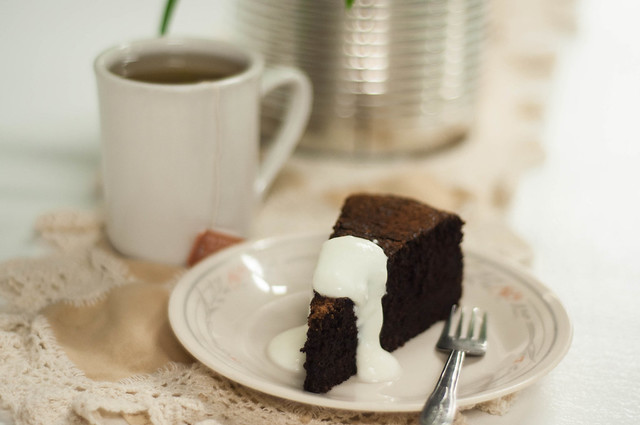 moist quinoa chocolate cake