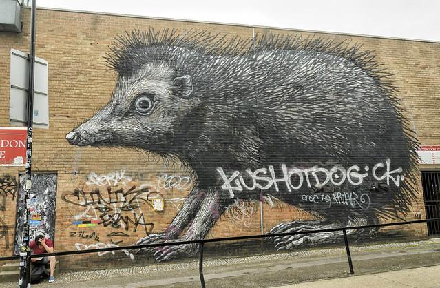ROA - Shoreditch, East London