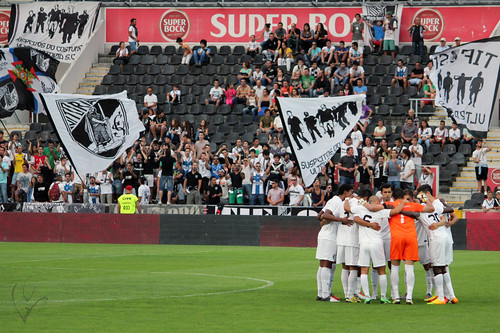 Pré-época: Vitória SC 1-0 Saint-Étienne