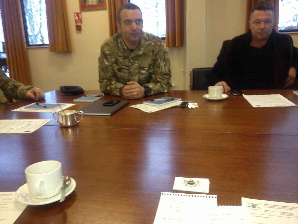 Meeting regarding HRH Show