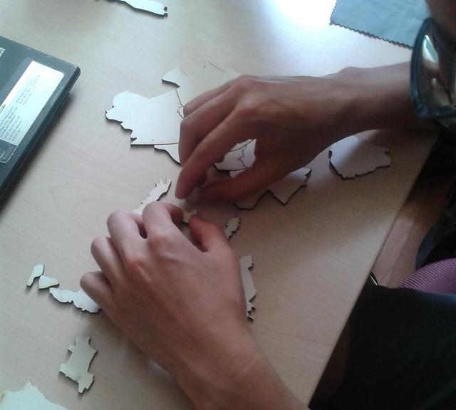 Shapefile Puzzle