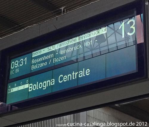 Verona DB Schild