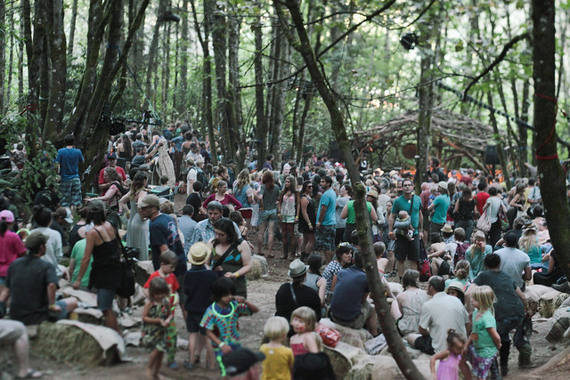 pickathon woods