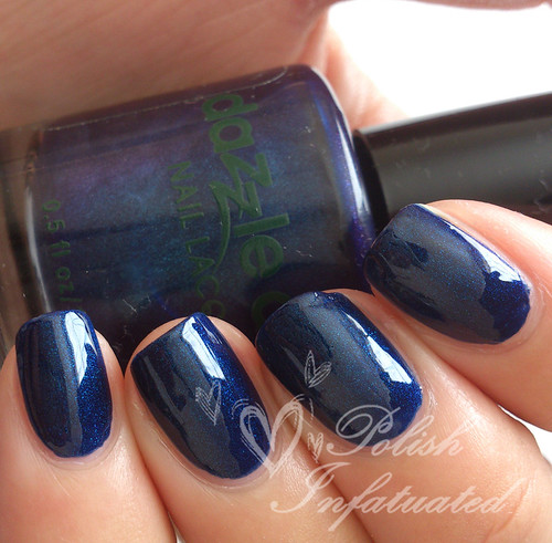Swatches And Review Dazzle Dry Nail Polish Polish Infatuated