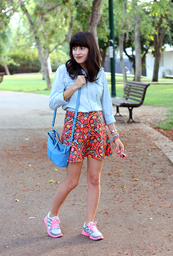 תיק ז'יבנשי, תיק ג'יבנשי, בלוג אופנה, נעלי נייקי, givenchy bag, nike, israeli fashion blog