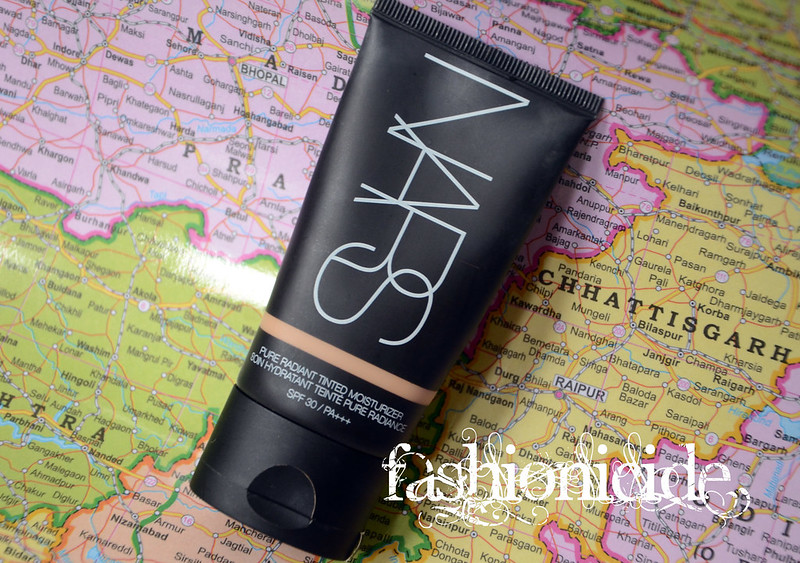 REVIEWS: NARS Pure Radiant Tinted Moisturizer in St Moriz