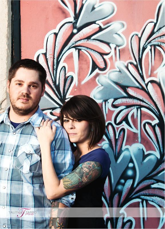 Engagement Session Downtown Albuquerque