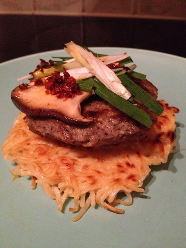 Ramen Burger by meemalee