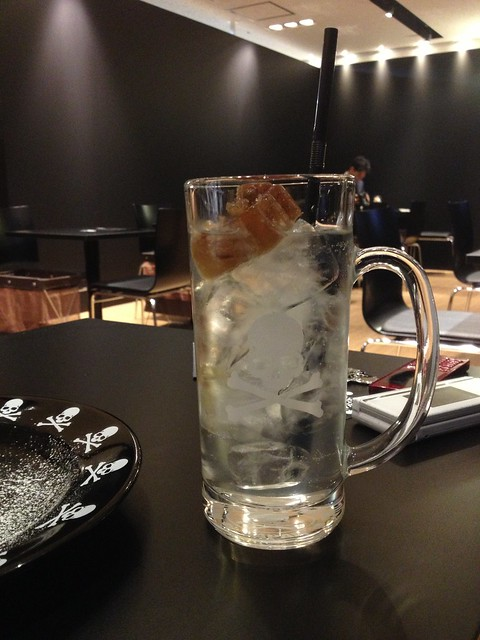 MASTERMID CAFE | Lemonade & Skull Ice