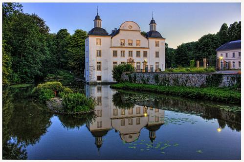 Essen - Schloss Borbeck 05