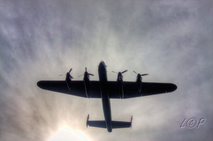 A Low Flypast