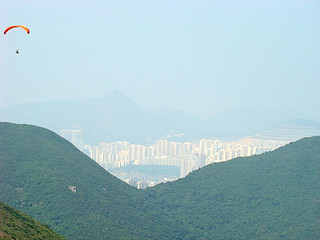 28 Uitzicht richting Chai Wan