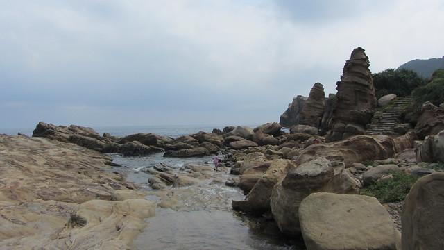 【台灣36秘境】東北角。南雅奇岩@ 阿瓜在台灣日本的溜搭生活 ...