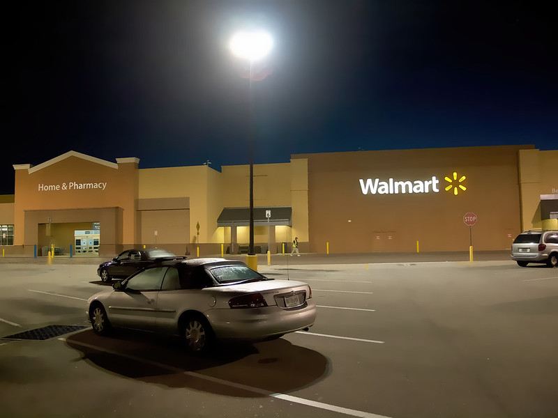 Walmart Supercenter, 550 Us Highway 27, Clermont,