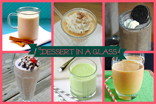 Dessert in a Glass Smoothie Recipes | cupcakesandkalechips.com | #smoothies #smoothie #smoothierecipes