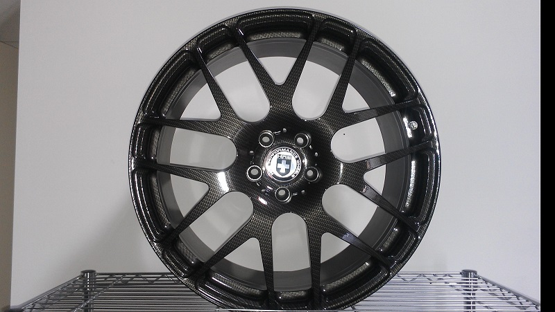 Hydro Dipping Wheels Carbon Fiber