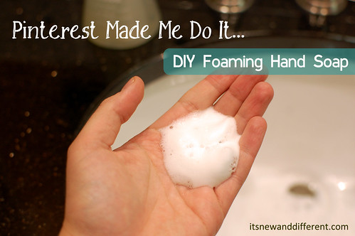 Pinterest Made Me Do It - Foaming Hand Soap - (1)
