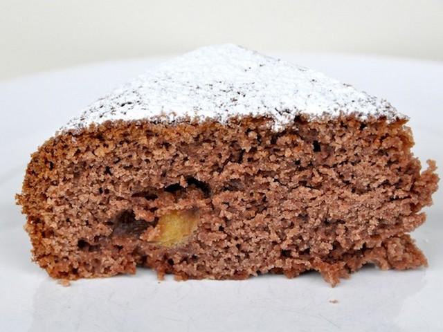Torta Pesche e Cioccolato Bimby