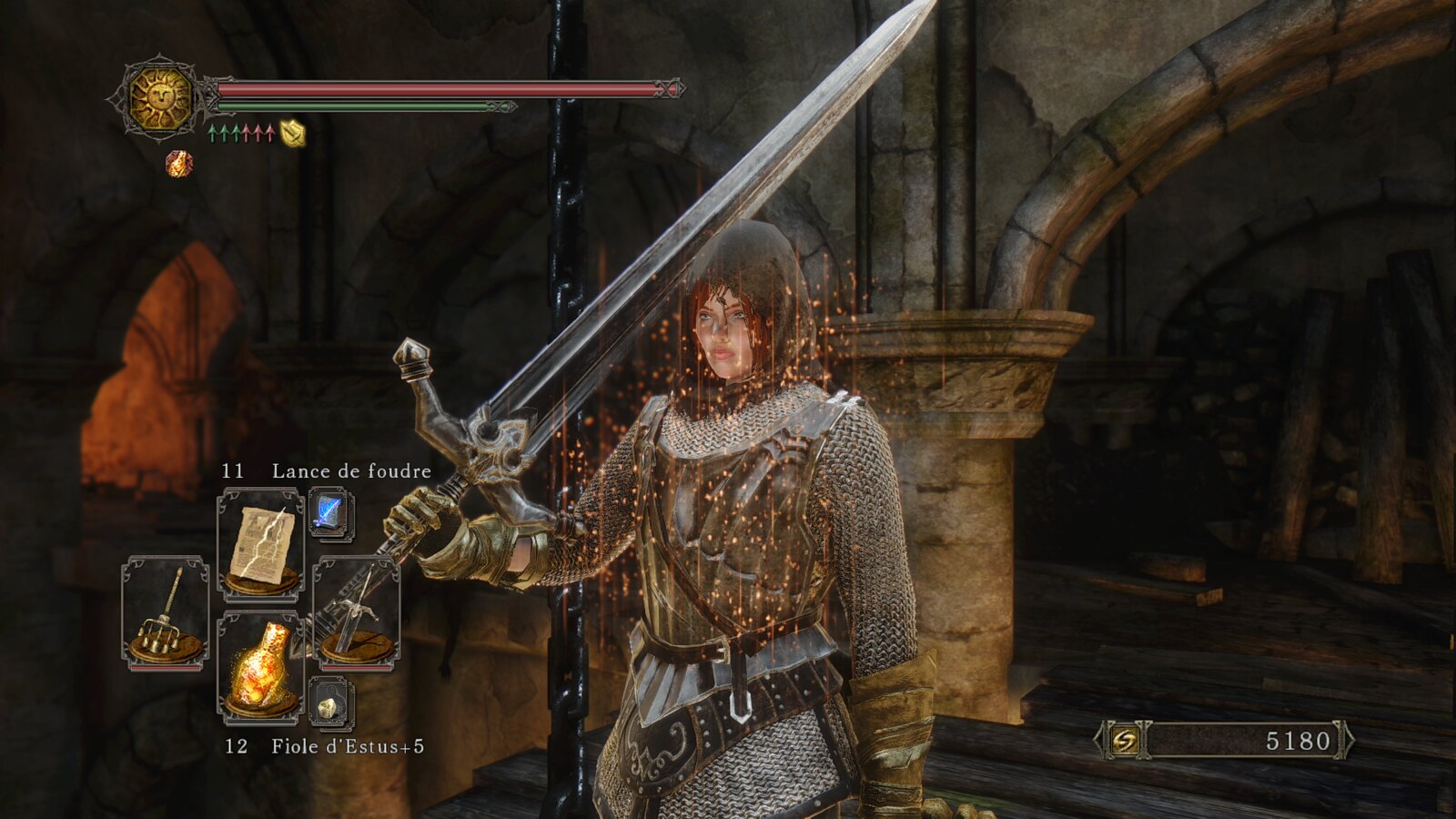 Dark Souls 2 arène rouge Matchmaking