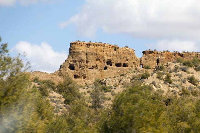Drip castle & caves