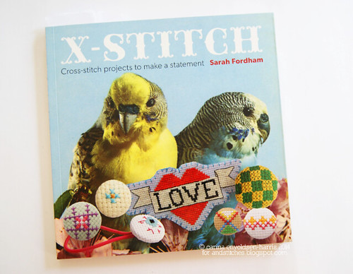 X-Stitch book review