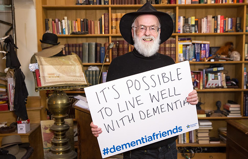 Terry Pratchett - Dementia Friends