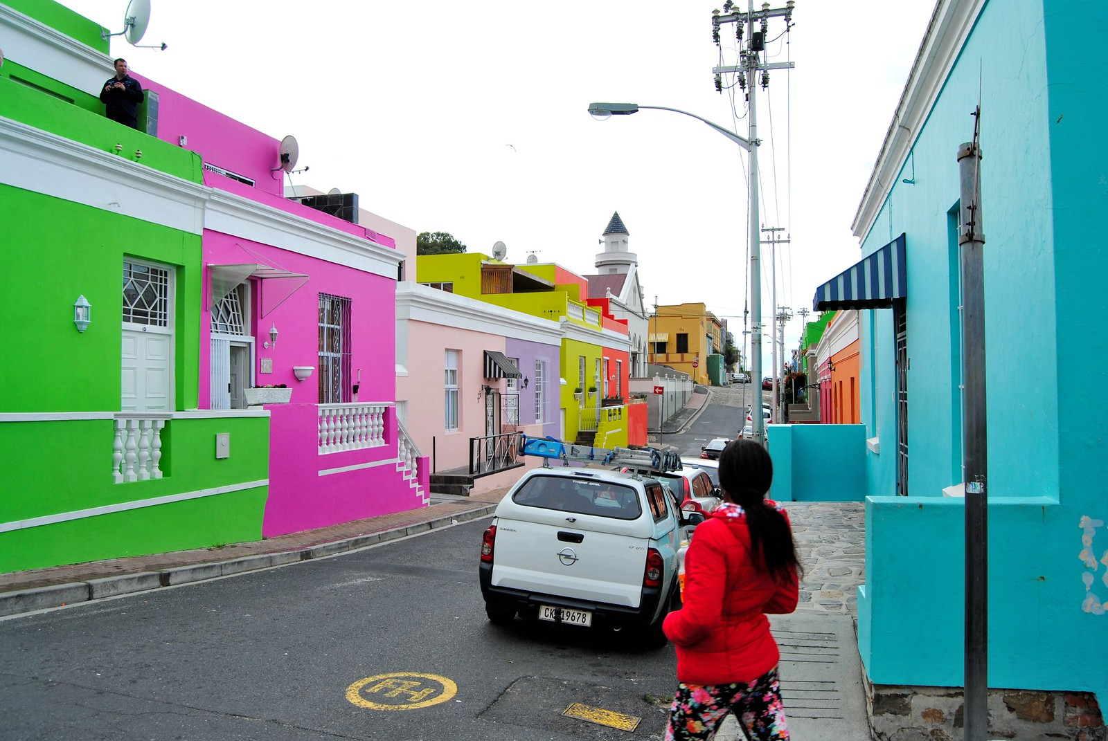 Image result for area of bo kaap that is a national monument