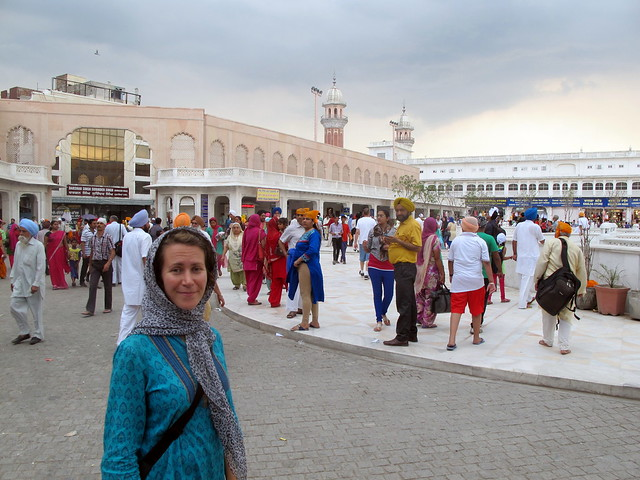 India - Amritsar - Golden Temple