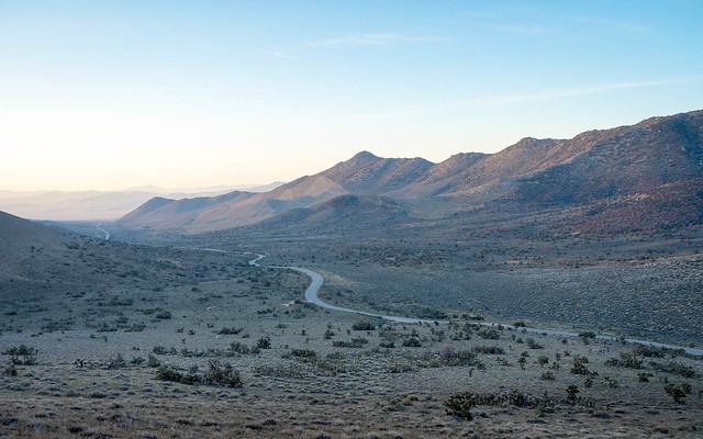 Walker Pass, m652