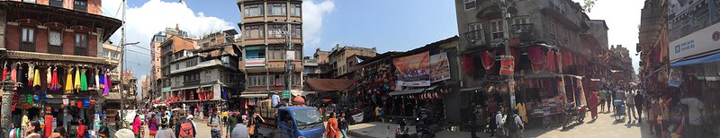 Kathmandu pictures for a blog post