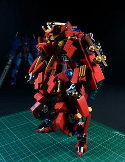 LRF-FJ-002 Aka no Ken