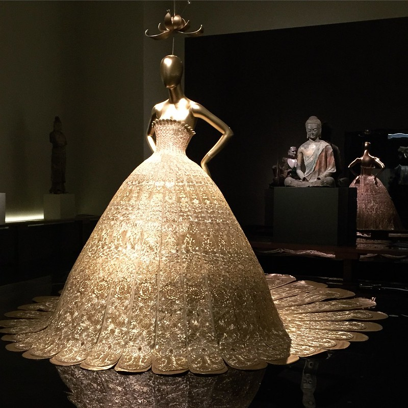 China: Through the Looking Glass at the Met Museum Anna Wintour Costume Center