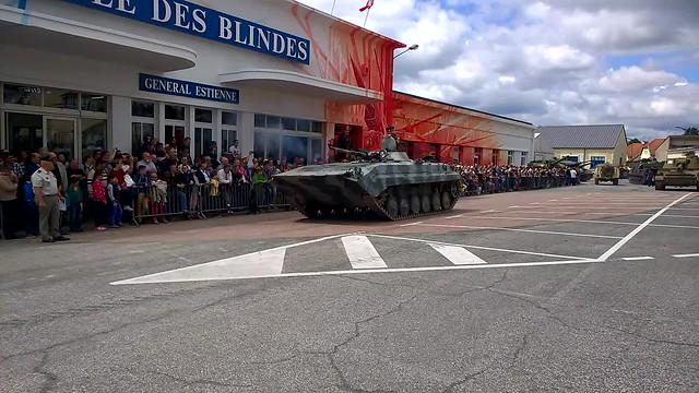 BMP-1 at Saumur 2015 1