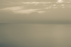 A silent sea