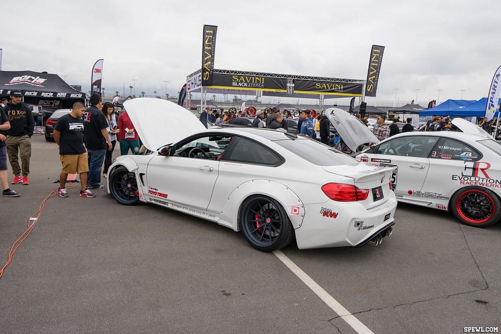 Evolution Racewerks' Liberty Walk Widebody BMW M4 | Spewl