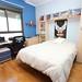 Dormitorios dobles, provistos de armarios empotrados, todo exterior, muy soleados. Pida más información en su agencia inmobiliaria Asegil de Benidorm  www.inmobiliariabenidorm.com