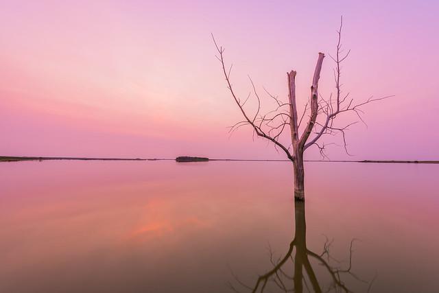 Harriet Lake Sunrise 1.0