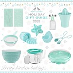 Pretty Kitchen baking...Gift Guide