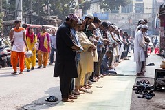 Call to prayer in Delhi, India #travel #india #religion
