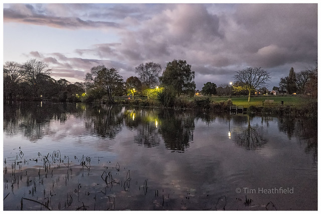 Cheltenham: Pittville Boating Lake