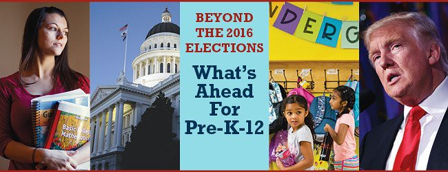 Thumbnail for Post-Election Event: What's Ahead for Pre-K-12?