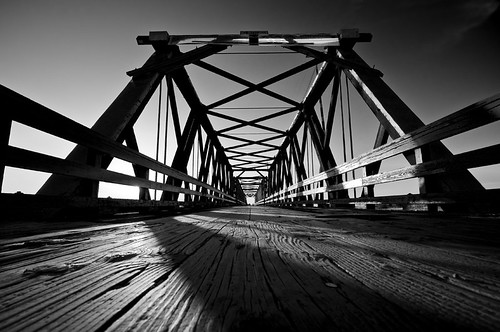 bridge  by petetaylor