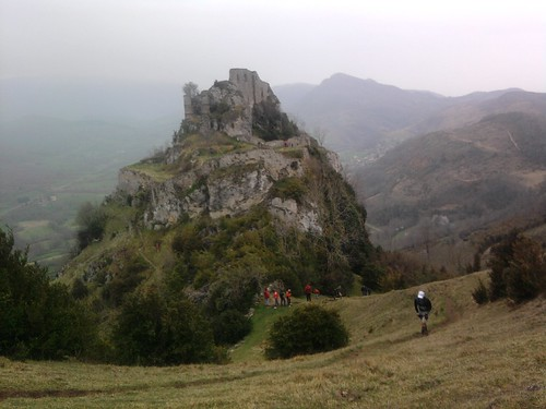 chateau roquefixade
