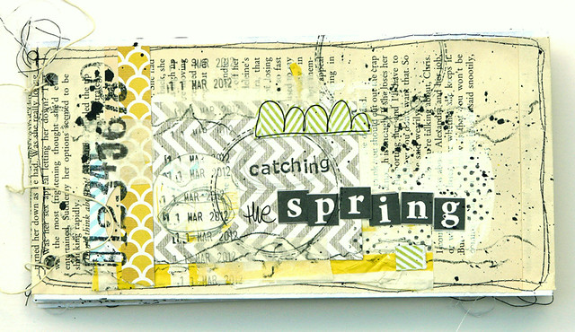 catching the spring [cover]